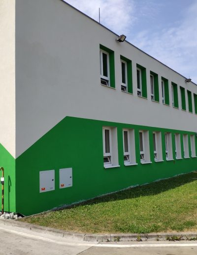 Zateplenie budovy