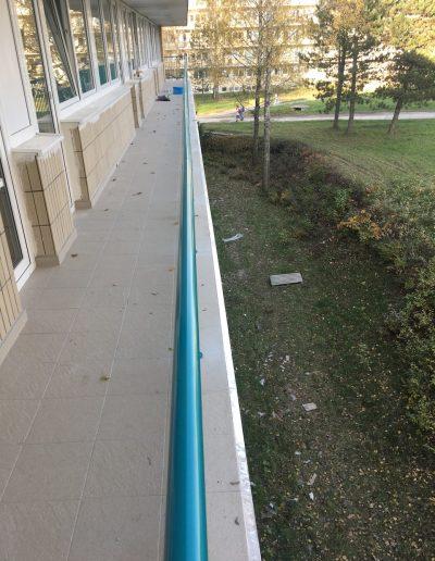 Rekonštrukcia balkónov LDCH